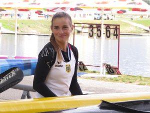 Pauline Zetzmann - Olympic Hope Games 2017
